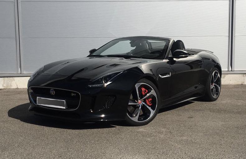 JAGUAR Jaguar f-type R