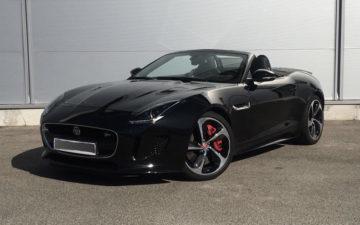JAGUAR Jaguar f-type R (via partenaire0601)