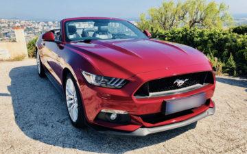 FORD Mustang (via partenaire0604)