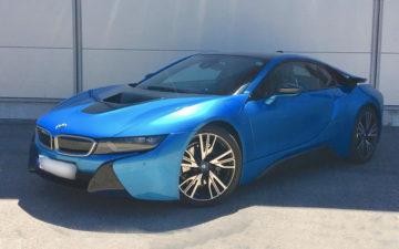 BMW I8 (via partenaire0601)