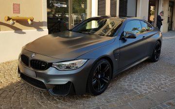 BMW M4 (via partenaire0604)