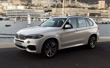 BMW X5 (via partenaire0604)
