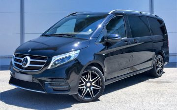 MERCEDES V-Class AMG 250d 4 Matic Long (via partenaire0601)